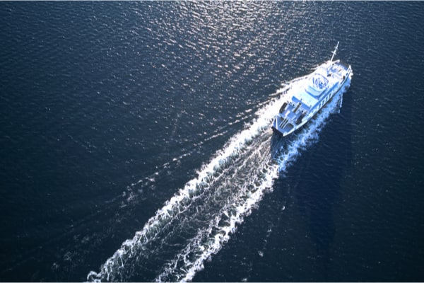 Movitz Ferry électrique